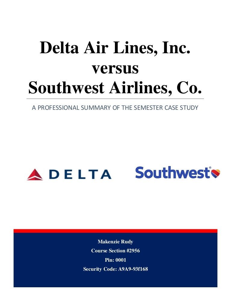 Delta Airlines Professional Summary