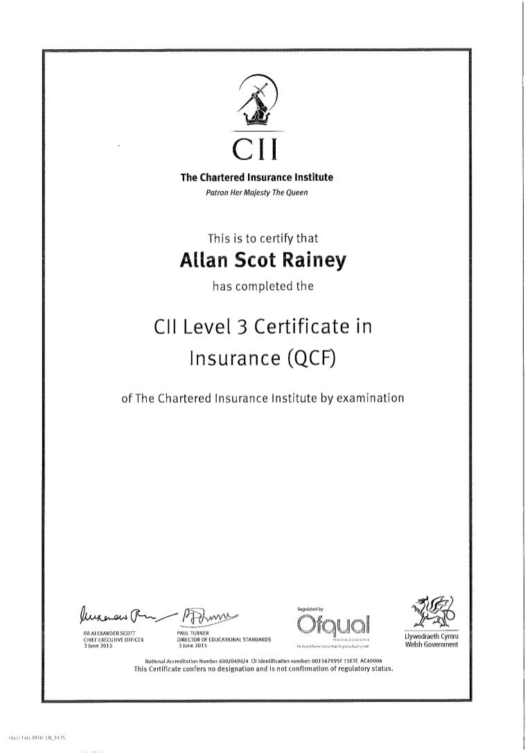 Cii certificate 1betcityfo Images