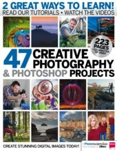 47 creative photography & photoshop projects