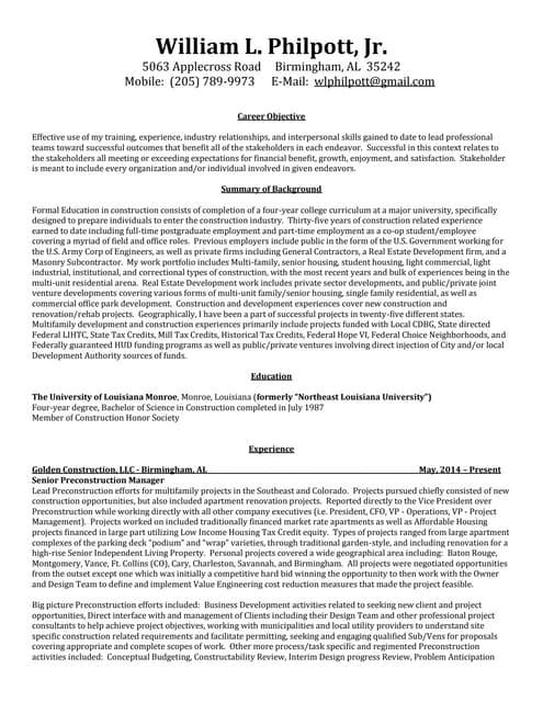 HR Report_Bojangles Project