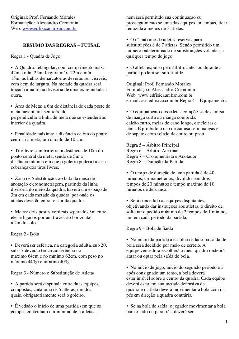 120661a2467cd 48030472 resumo-regras-oficiais-do-futsal
