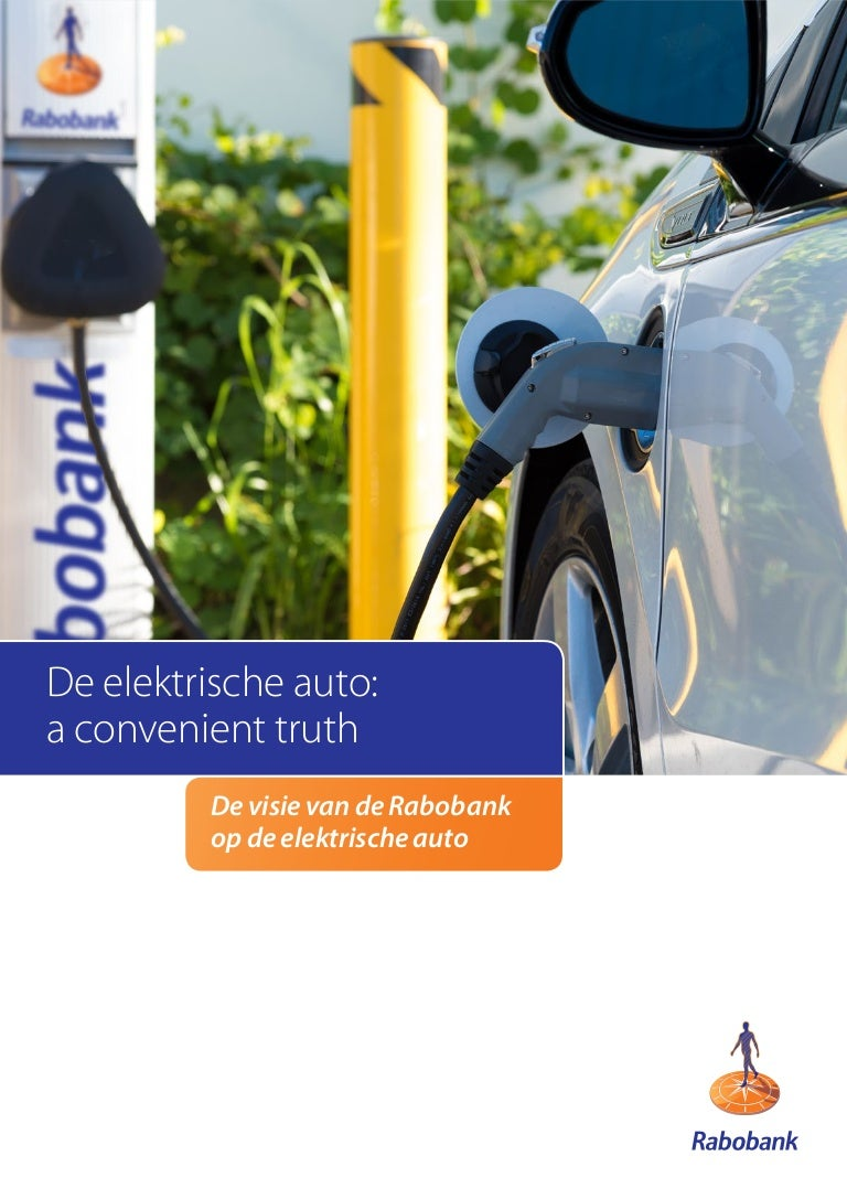 Elektrische Auto Rapport Rabobank Lr