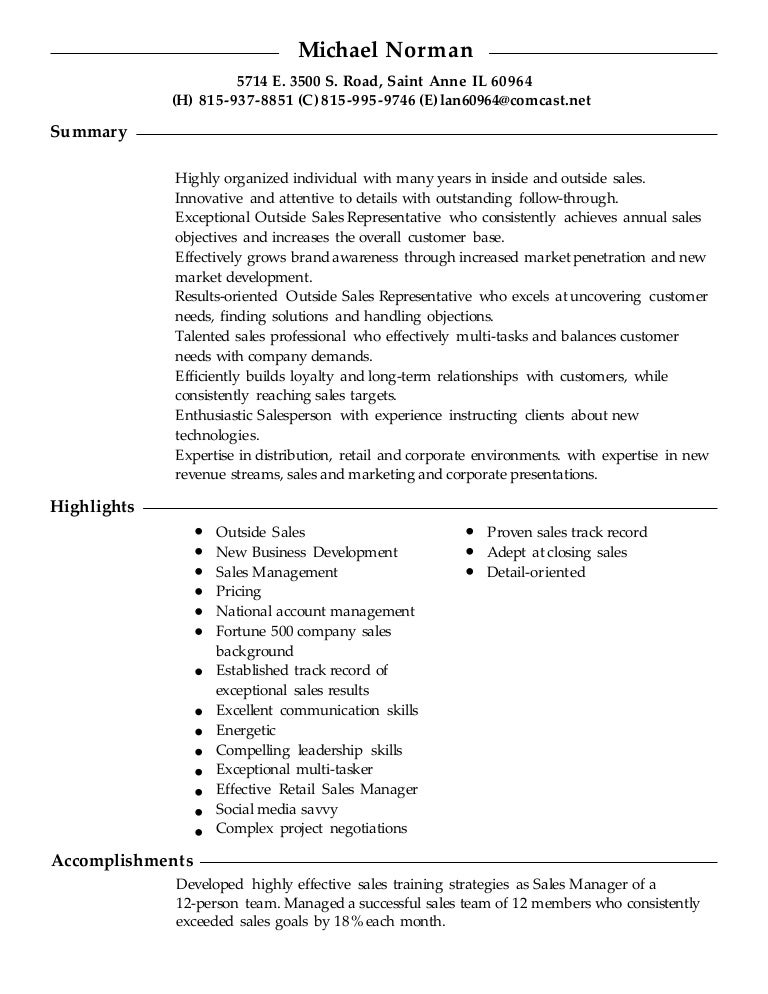 MIKE\'S NEW RESUME FORMAT 2016