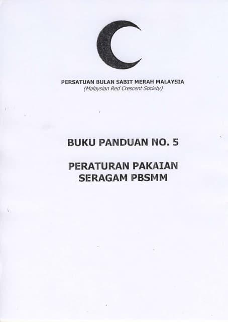 BUKU PANDUAN NO.5