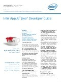 Intel AppUp Java Developer Guide