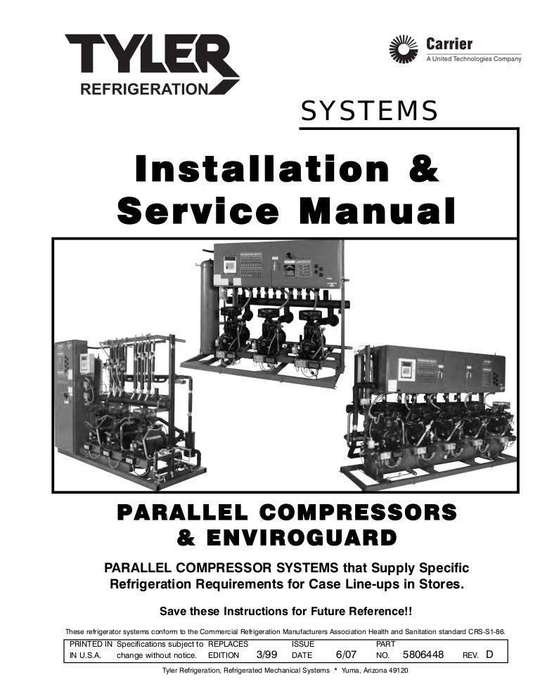 Tyler Rack Installation ManualSlideShare