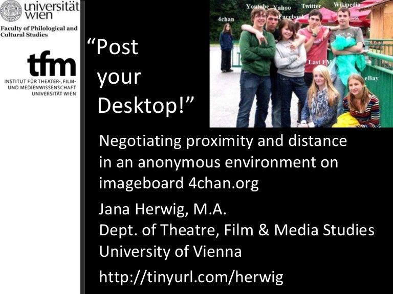 Post your Desktop (4chan Talk)