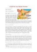 4 Cycle Fat Loss Review