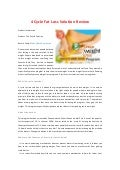 4 Cycle Fat Loss Solution Pdf