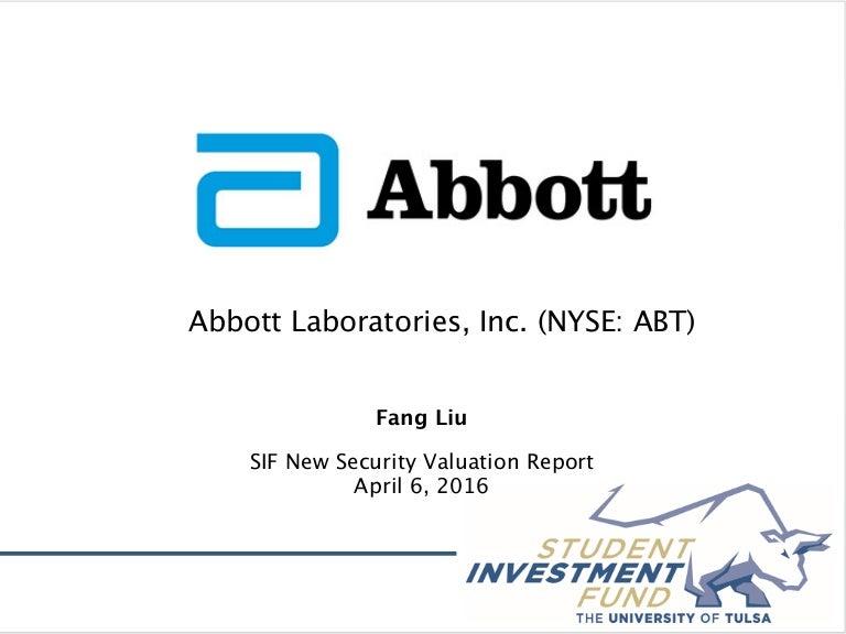 abbott value assignment sheets