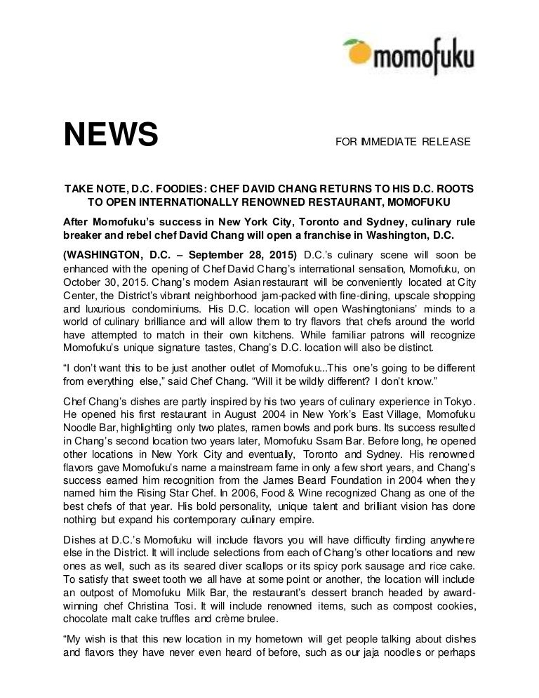 Gregory tenor sample press release for Album press release template