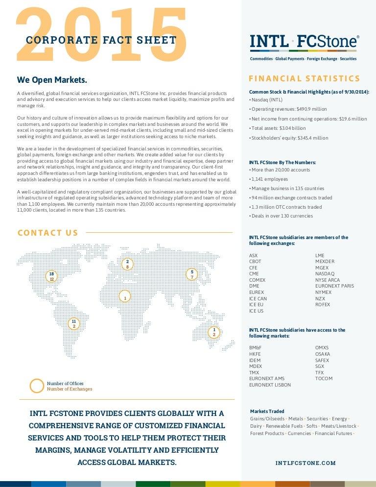 intl fcstone lme forex handelssystem mit mehreren agenten
