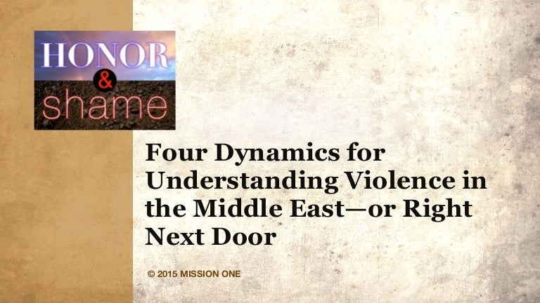 honor and shame in the time of palestine essay Learn about honor & shame in the bible and cultures blog, books, & tools for christian ministry in shame-based cultures resources for engaging and impacting honor-shame cultures.