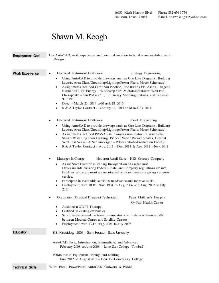 Outstanding Texas Energy Resume Vignette - Best Resume Examples by ...