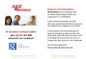 4formations Essentielles Webmarketing BtoB