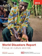 World Disasters Report 2014
