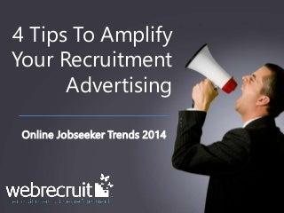 Recruitment Advertising | LinkedIn