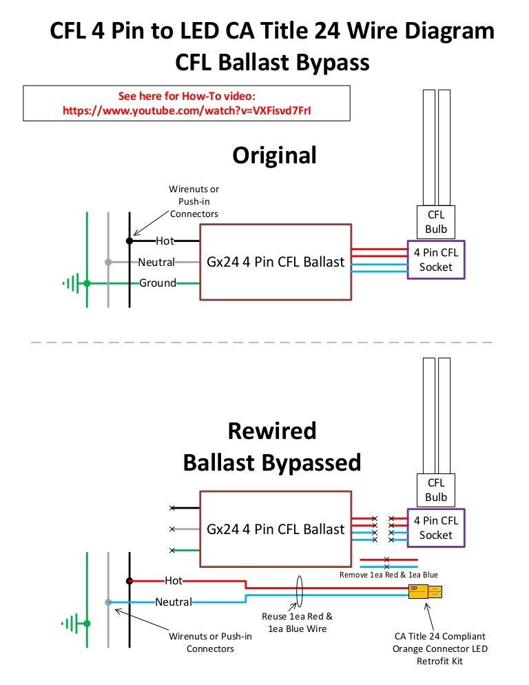 4 pin cfl wiring diagram 4 pin cfl wiring diagram wiring diagrams rh parsplus co T12 Ballast Wiring Diagram cfl electronic ballast circuit diagram