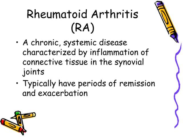 4 Rheumatoid Arthriis 2010