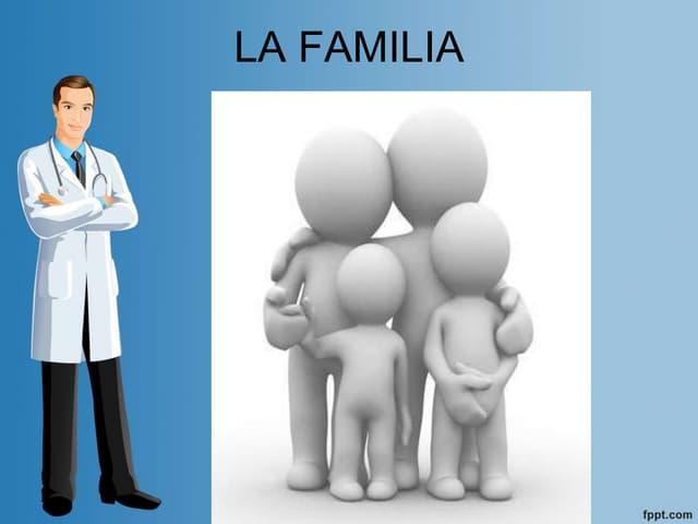 4 ta. la familia
