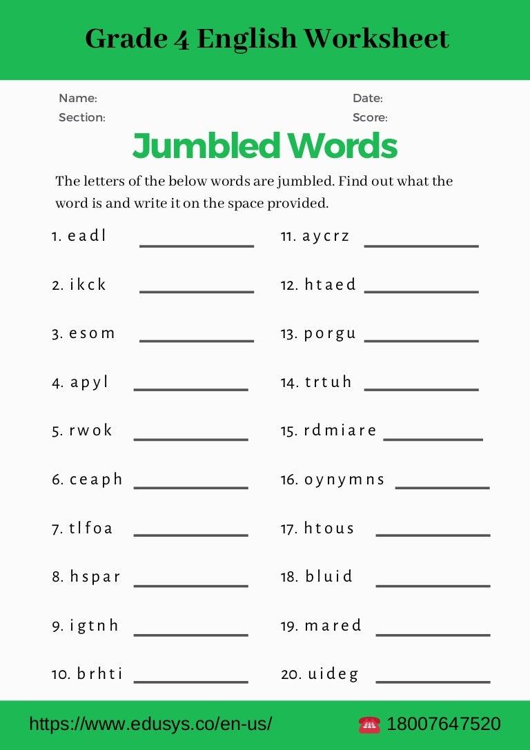 4th Grade English Grammar Worksheet Pdf - Download Kindergarten Grammar Worksheets Pdf Background