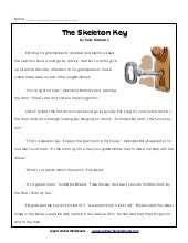 3 skeleton key notes and ppt ccuart Choice Image