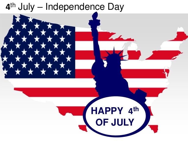 4th july independence day powerpoint presentation templates. Black Bedroom Furniture Sets. Home Design Ideas