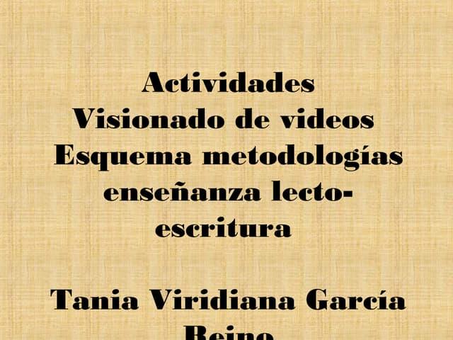 4âª) y 5âª) actividad grado infantil tania viridiana garcía reino