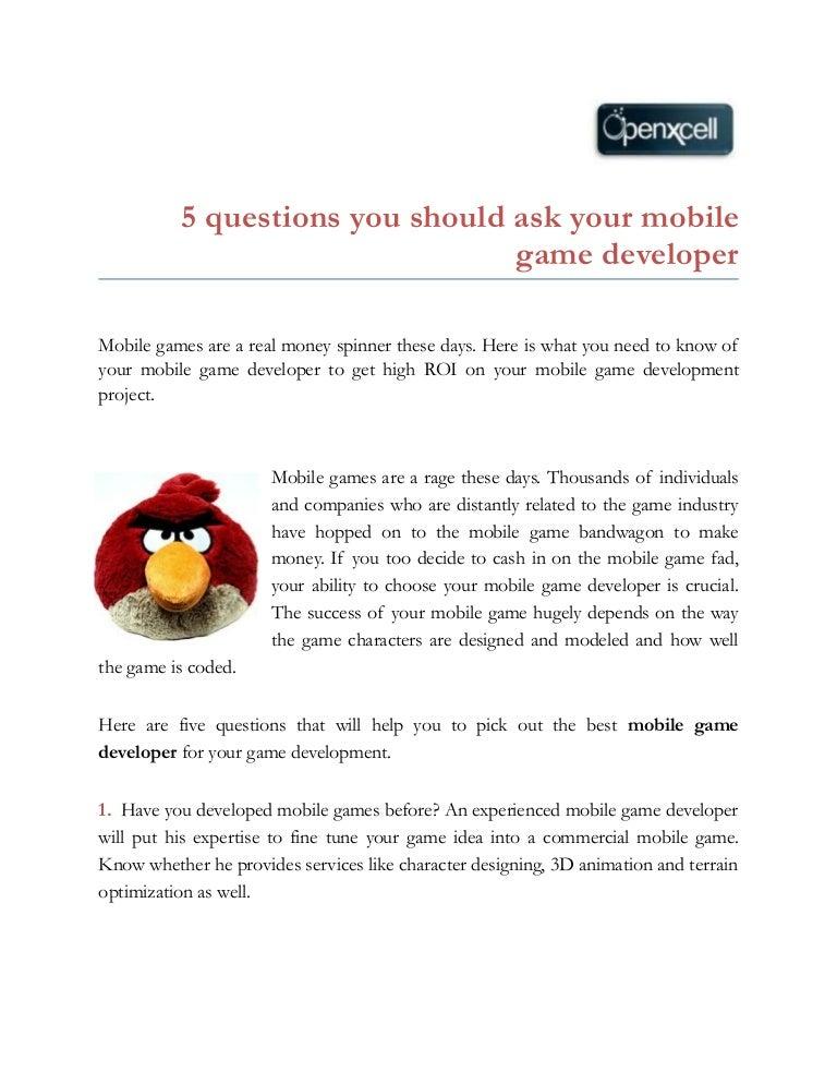 5 Fragen Spiel