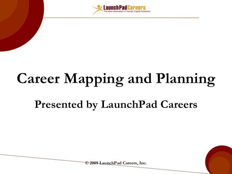 Career Mapping And Planning
