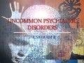 uncommon psychiatric disorders