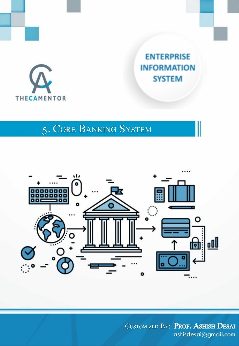 5. Core Banking System