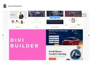 I will design divi wordpress website by divi theme or divi builder
