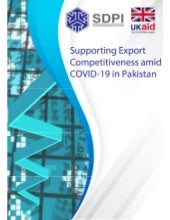 Export Competitiveness amid COVID-19 in Pakistan