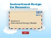 5.instructional design models