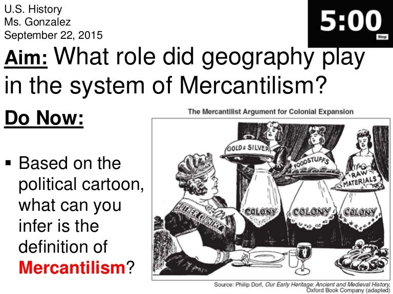 Mercantilism Political Cartoon Analysis Worksheet Answers