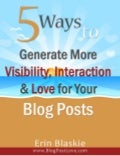 5 Ways to Get More Love for Your Blog Posts