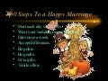 50 ways to a successful marraige
