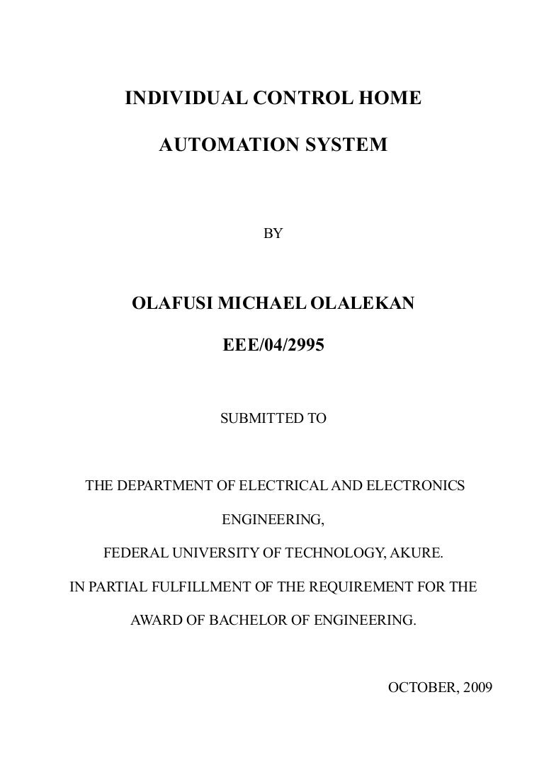 X10 Home Automation Switch Wiring Diagram Trusted Schematics My Final Year Project Individual Control System Stereo Diagrams