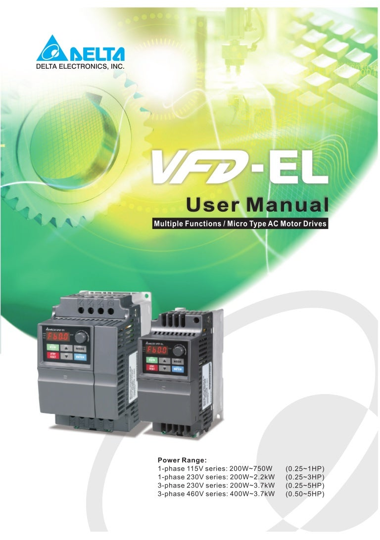 Manual Vfd Delta Wiring Diagram For A 3 Phase 15 Hp Ac Motor