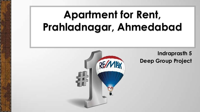 Apartment for Rent, Prahladnagar, Ahmedabad - Indraprasth 5