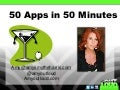 50 apps in 50 minutes florida 2013