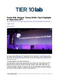 Senior Web Designer Tommy Welti's Top 6 Highlights of Dreamforce 2011