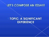 essay on composing for coll essay app
