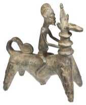 African/ Dogon statue