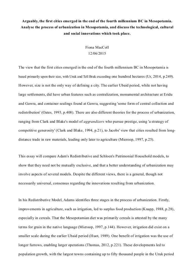 Yellow Wallpaper Essay  Frankenstein Essay Thesis also Science Argumentative Essay Topics Essay On Urbanisation Thesis Statement Narrative Essay