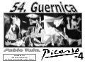 54. GUERNIKA. PABLO PICASSO