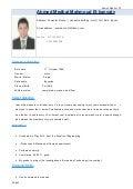Superieur Production Engineer Ahmed Medhat CV