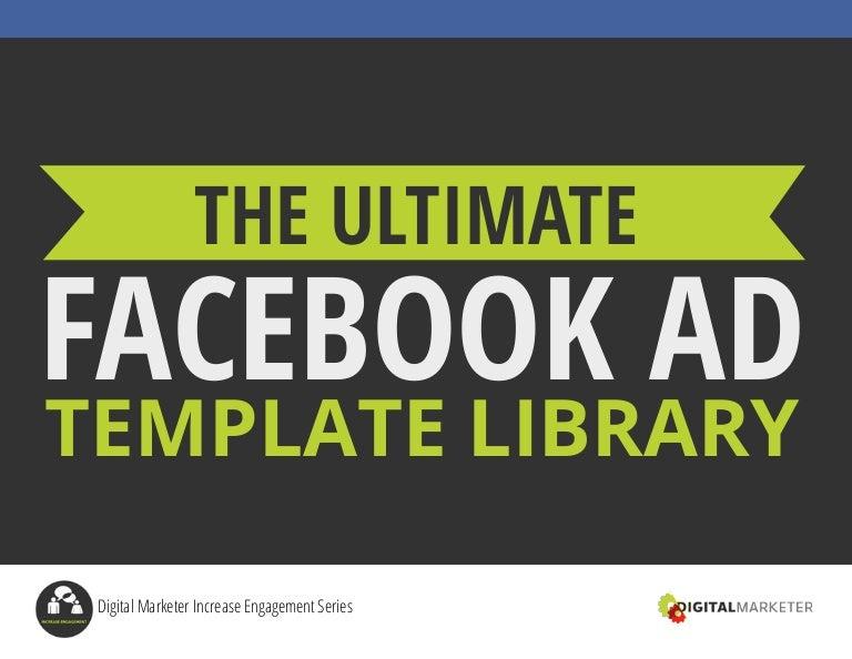 Fbadtemplateupdate - Facebook ad template library