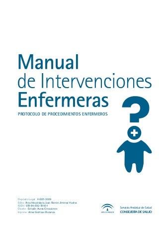 55469594 manual-de-procedimientos-enfermeros